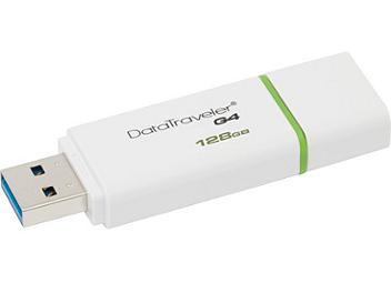 Kingston 128GB USB 3.0 DataTraveler G4 Flash Drive