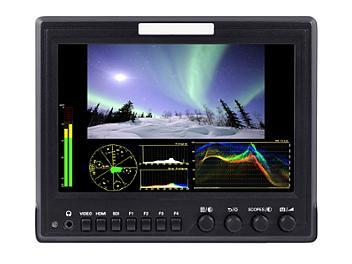 Globalmediapro FVZ7 7-inch HD-SDI Monitor with Waveform / Vectorscope