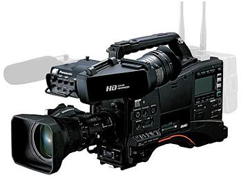 Panasonic AJ-PX380 AVC-ULTRA P2 HD Camcorder Kit with Lens and Viewfinder