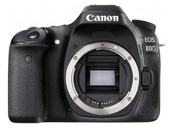 Canon EOS-80D DSLR Camera Body