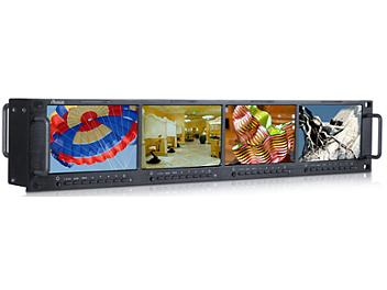 Ruige TL-S480NP-4 4 x 4.8-inch Rackmount Video Monitor