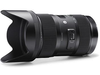Sigma 18-35mm F1.8 DC HSM Art Lens - Canon Mount