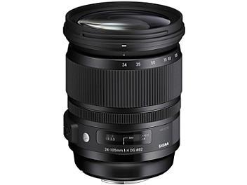 Sigma 24-105mm F4 DG OS HSM Art Lens - Canon Mount