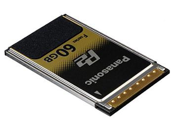 Panasonic AJ-P2E060FG P2 Memory Card 60GB
