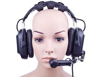 Telikou HD-202/4 Intercom Dual Ear Headset