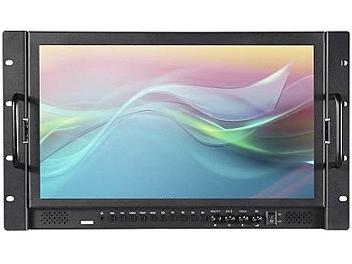 Globalmediapro FVP173-9HSD-RM 17-inch Rack Mount 3G-SDI Broadcast Monitor