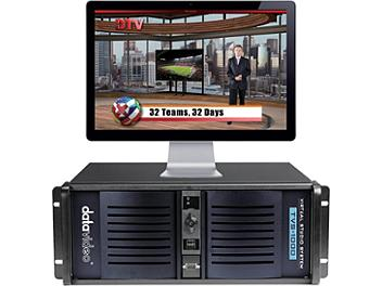 Datavideo TVS-1000A Trackless Virtual Studio System with AUX Card
