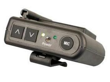 Telikou BK-1200 2.4G Full-Duplex Wireless Belt Pack