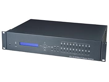Globalmediapro SHE HE10M 10x10 HDMI Matrix Switcher