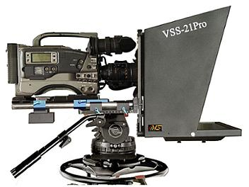 VideoSolutions VSS-21Pro Teleprompter + Monitors + Software