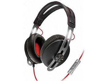 Sennheiser Momentum 2 Lifestyle Around-Ear Hifi Headphones (iOS, Black)