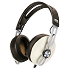 Sennheiser Momentum 2 Lifestyle Around-Ear Hifi Headphones (Android, Ivory)