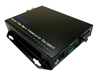 Beneston ACT-FB02TX/RX-H 2-channel AHD / CVI / TVI / Analog Fiber-Optic Converter (Transmitter and Receiver)