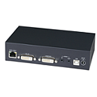 Globalmediapro SHE DKM01BT DVI CAT5 Transmitter with IR, KVM, USB, RS232