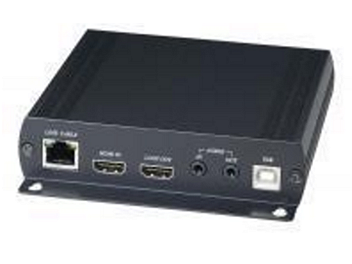 Globalmediapro SHE HKM01BT HDMI CAT5 Transmitter with IR, KVM, USB, RS232