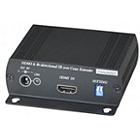 Globalmediapro SHE HE01CI HDMI & Bi-directional IR Coaxial Extender (Transmitter & Receiver)