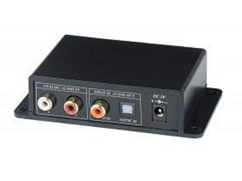 Globalmediapro SHE AC01 Analog / Digital Bi-directional Audio Converter