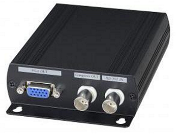 Globalmediapro SHE AD001HD4 HD-TVI / AHD / HD-CVI / CVBS to HDMI / VGA / Composite Video Converter