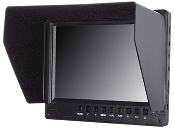 Globalmediapro FVA737 7-inch 4K Rugged On-Camera Monitor