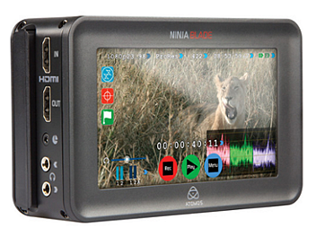 Atomos Ninja Blade 5-inch HDMI On-Camera Monitor and Recorder