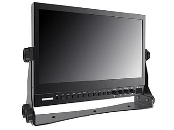 Globalmediapro FVP133-9DSW 13.3-inch 3G-SDI Broadcast Monitor with Waveform / Vectorscope