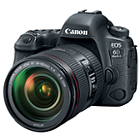 Canon EOS-6D Mark II DSLR Camera Kit with Canon EF 24-105mm F4L IS USM Lens