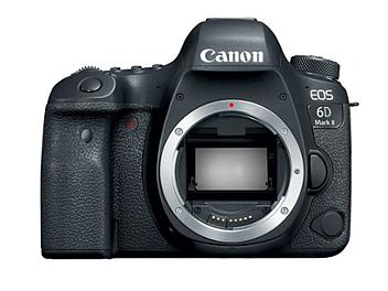 Canon EOS-6D Mark II DSLR Camera Body