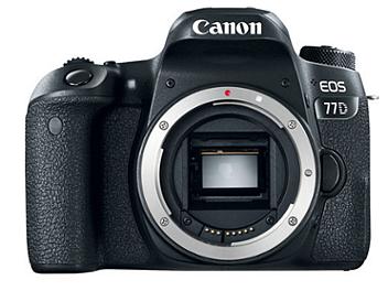 Canon EOS-77D DSLR Camera Body