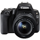 Canon EOS-200D DSLR Camera Kit with Canon EF-S 18-55mm Lens