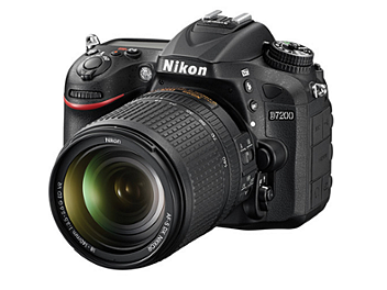 Nikon D7200 DSLR Camera Kit with 18-140mm VR Lens