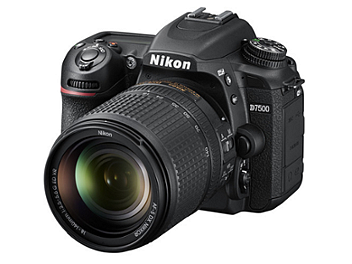 Nikon D7500 DSLR Camera Kit with 18-140mm VR Lens