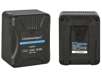 Globalmediapro Li99SX V-Mount Li-ion Battery 99Wh for Red Camera