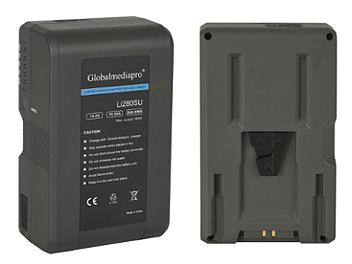 Globalmediapro Li280SU V-Mount Li-ion Battery 280Wh