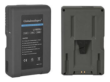 Globalmediapro Li190SU V-Mount Li-ion Battery 190Wh