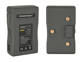 Globalmediapro Li200BAU Gold Mount Li-ion Buddy Battery System 198Wh
