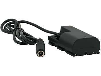 Globalmediapro ZD-E6D Dummy Battery Adapter for Canon DSLR Cameras with D-Tap Cable