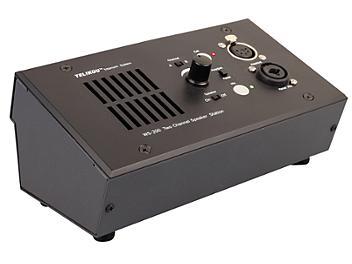 Telikou WS-200D/4 2-channel Desktop Intercom Speaker Station