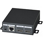 Globalmediapro SHE HE02EX 4K HDMI, IR and RS232 CAT5 Extender (Transmitter and Receiver)
