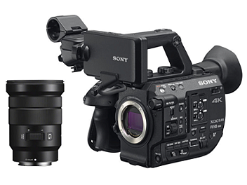 Sony PXW-FS5M2K 4K XDCAM Camcorder Kit with 18-105mm Lens