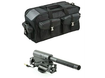 Globalmediapro CB-02-K2 Camcorder Accessory Kit