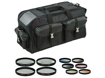 Globalmediapro CB-02-F10 Camcorder Accessory Kit