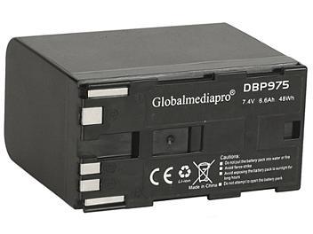 Globalmediapro DBP975 Li-ion Battery 48Wh
