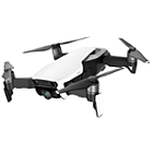 DJI Mavic Air Quadcopter Fly More Combo (White)