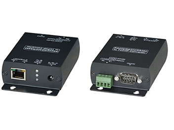 Globalmediapro SHE RS007 RS232 / RS485 / RS422 to TCP/IP Converter