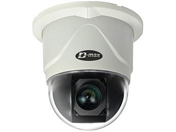 D-Max DHC-10SITA TVI / AHD PTZ Mini Indoor Speed Dome Camera
