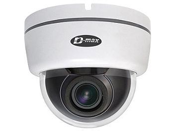 D-Max DHS-40PVHD TVI / AHD 4M Dome Camera