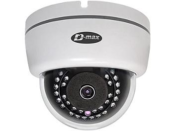 D-Max DHS-4030PHD TVI / AHD 4M IR Dome Camera