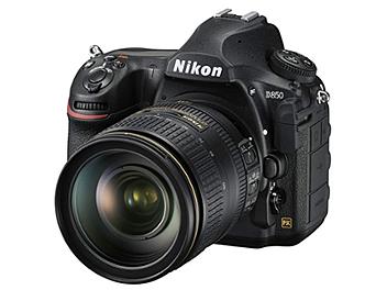 Nikon D850 DSLR Camera Kit with Nikon 24-120mm Lens