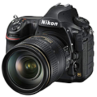 Nikon D850 DSLR Camera Kit with Nikon 24-120mm Lens