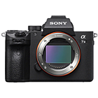 Sony Alpha a7 III Mirrorless Digital Camera Body